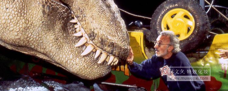 侏罗纪公园的霸王龙:一个人的生存故事