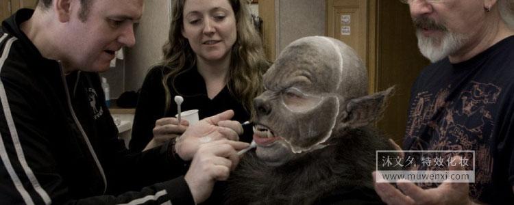 奥斯卡最佳化妆奖得主如何振兴恐怖人物角色
