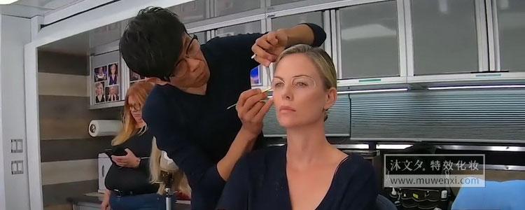 化妆大师Kazu Hiro的《爆炸新闻》